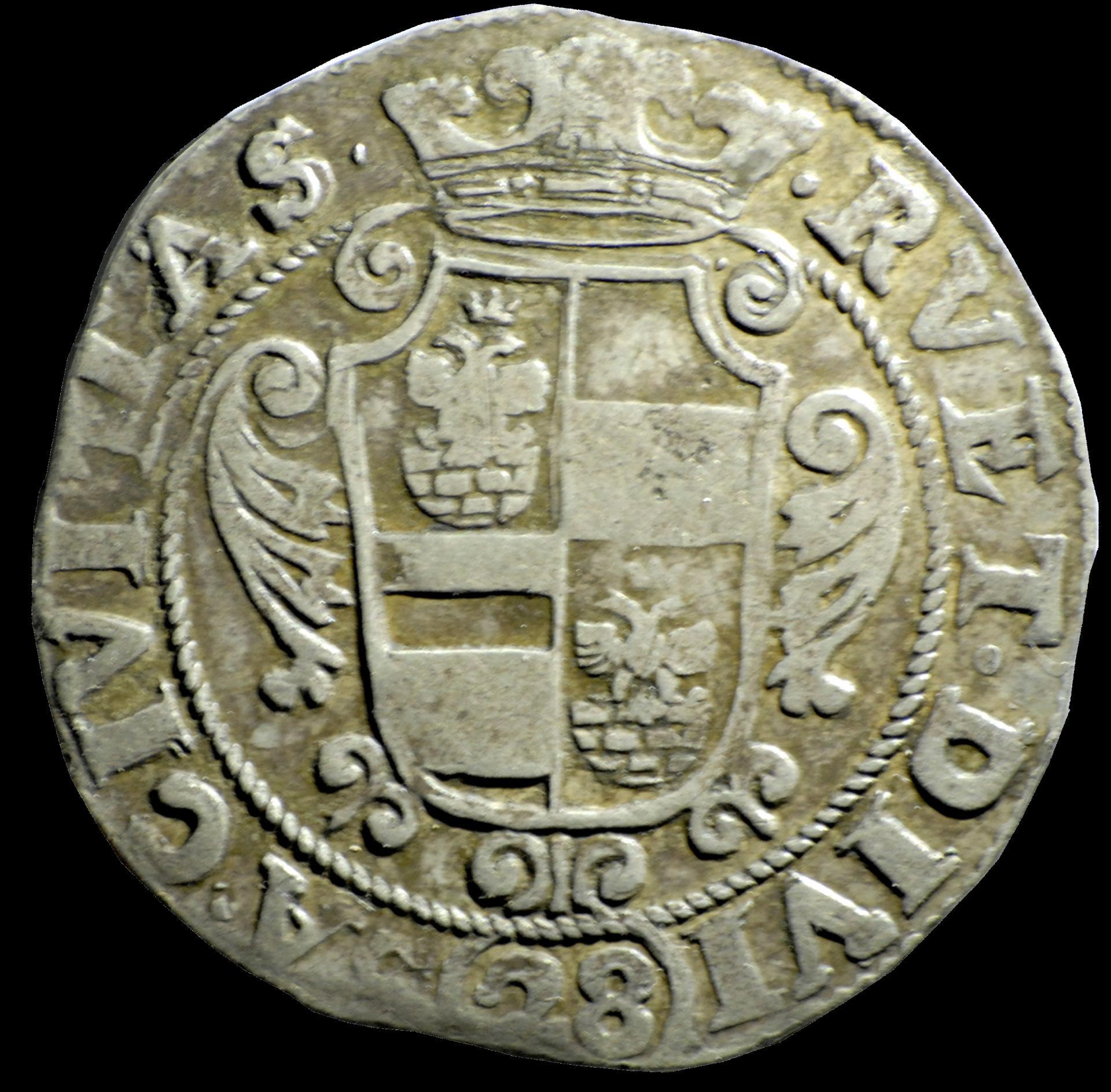 1657 honore ii izelotte avers