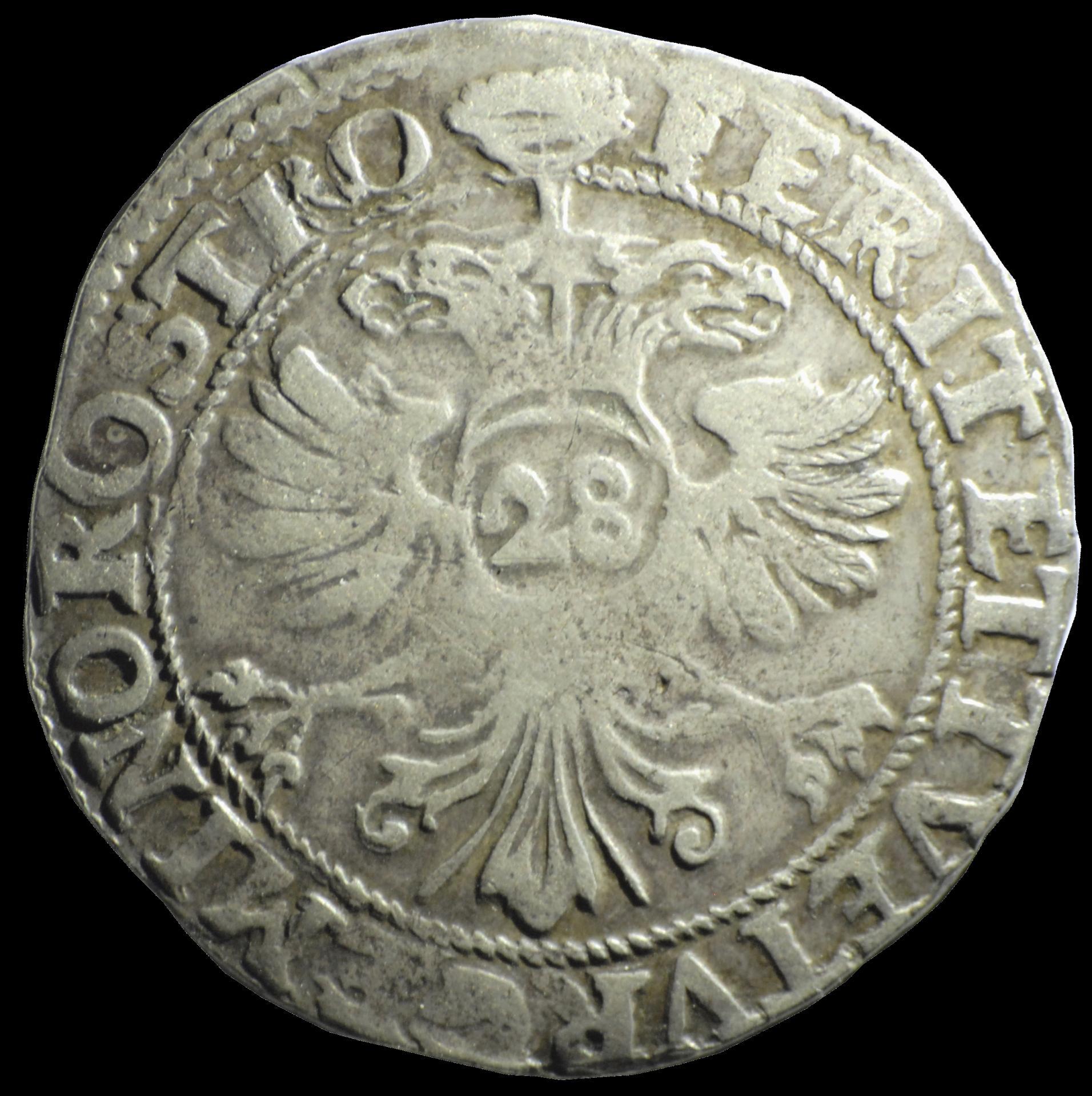 1657 honore ii izelotte revers