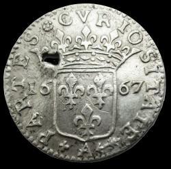 1667 louis ier dombes revers b