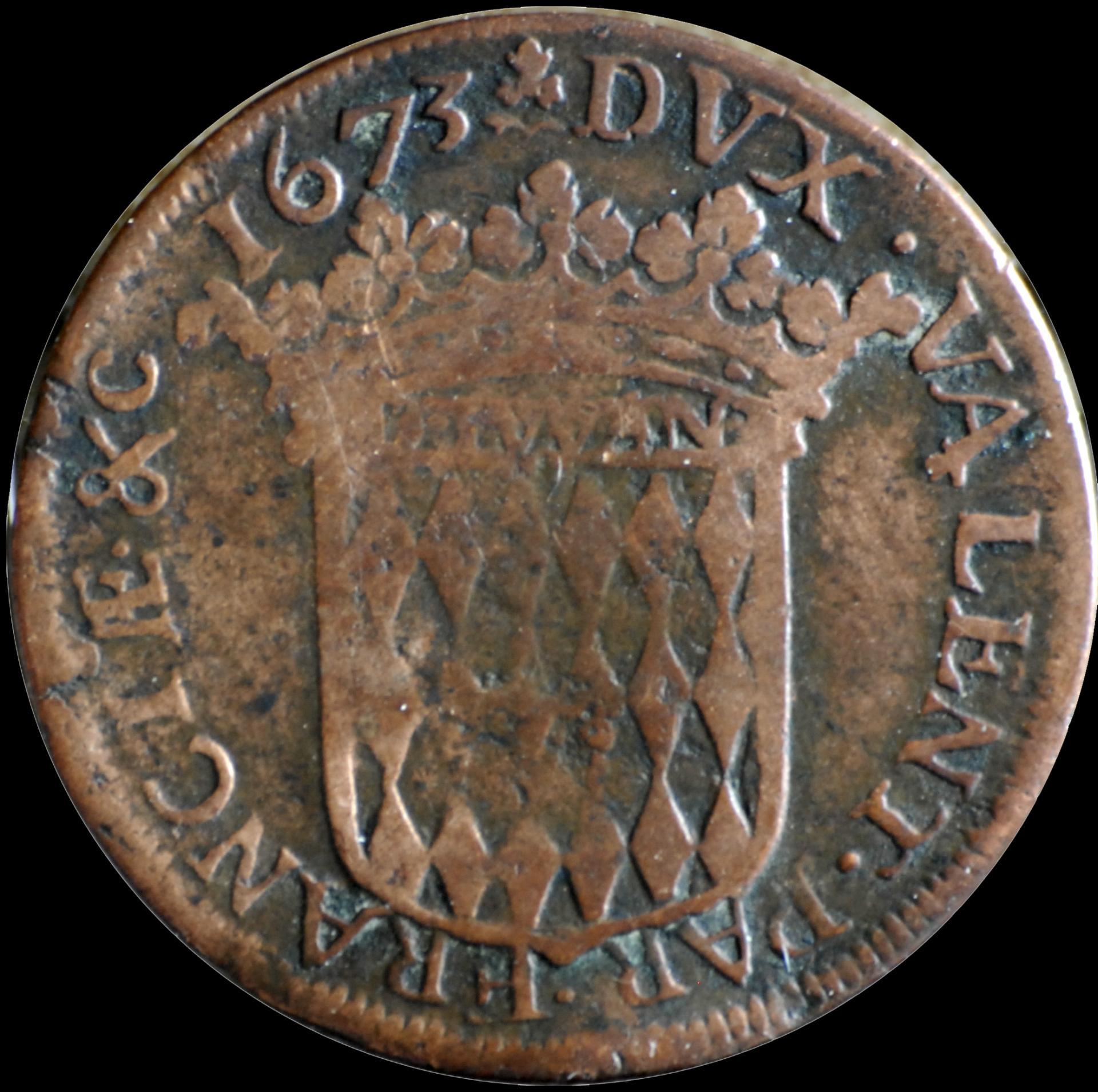 1673 louis 1er pezzetta pile var1