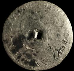 1735 honore iii pezzetta bouton avers 1