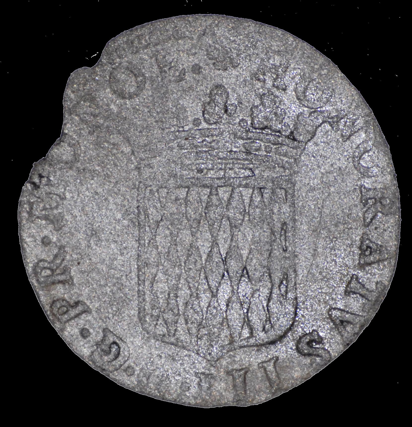 1735 honore iii sol avers b