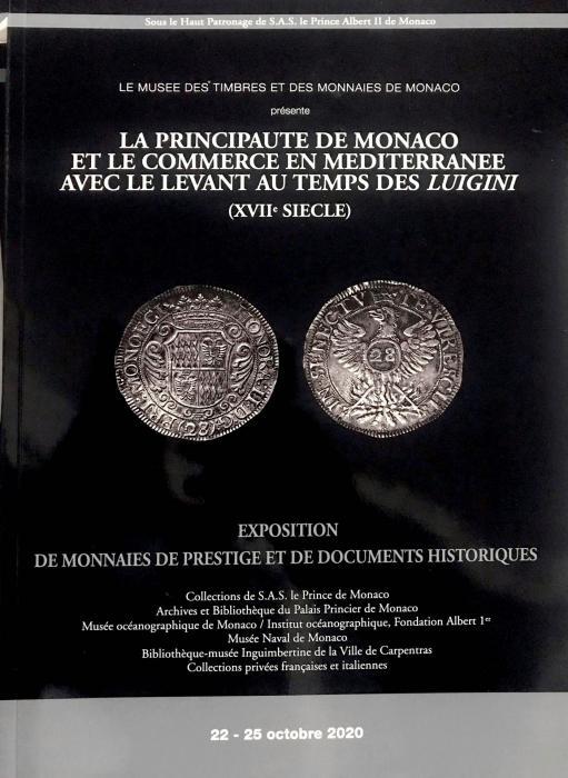 La principaute de monaco et le commerce en mediterranee avec le levant au temps des luigini